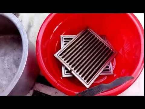How to Clean CHIMNEY BAFFLES FILTERS easily at Home (EXPLAINED)