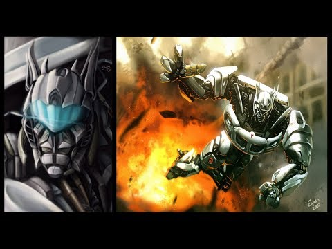 Transformers Movie History: JAZZ Origin Story