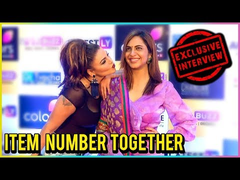 Arshi Khan And Rakhi Sawant REVEAL About Their ITEM NUMBER | Exclusive Interview | TellyMasala