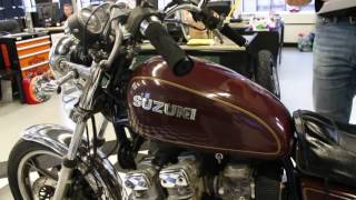 Suzuki Gs1000g Specs