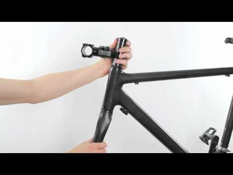 FLO Cycling - Installing the Fork, Stem, & Handlebar