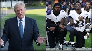 TRUMP JUST DROPPED A BOMB ON THE NFL WITH ONE GENIUS MOVE THAT WILL SHAME EVERY 'KNEELER'
