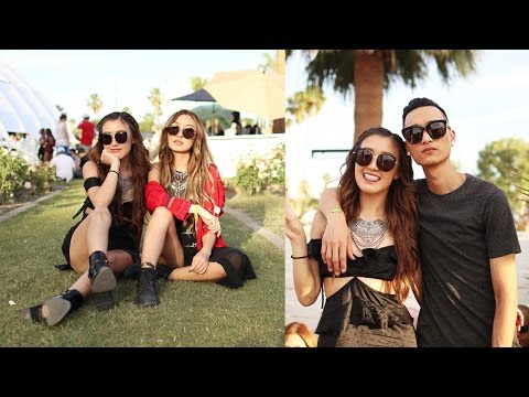 Our First Coachella!   WahlieTV