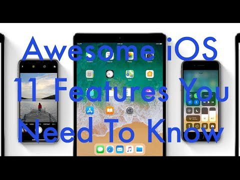 Awesome iOS 11 Features You Need To Know