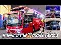 TERBARU!!! Review Bus INFINITY HD DELUXE (DOUBLE GLASS) Buatan Magelang | MB Comvex