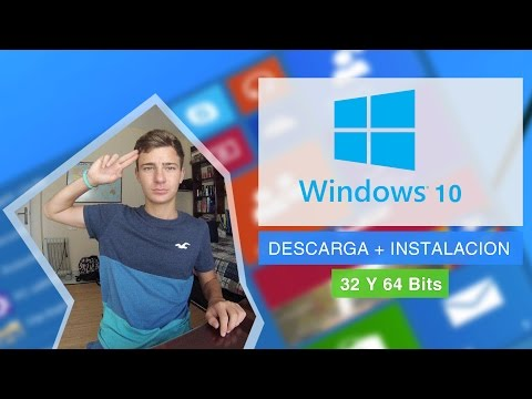 Descargar e Instalar Windows 10 | 32 y 64 Bits | Original & Tutorial en Español