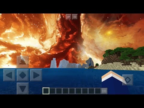 Ultra Moving Skies Shaders For Minecraft PE 1.4.2+