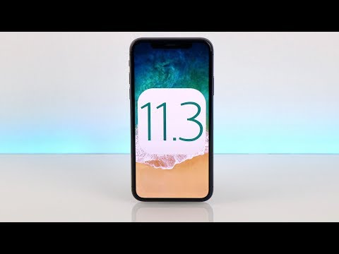 iOS 11.3 Review - Was ist neu? | Top 25 Highlights