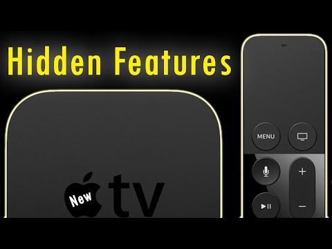 Apple TV Best Hidden Features (Tips and Tricks)   H2TechVideos