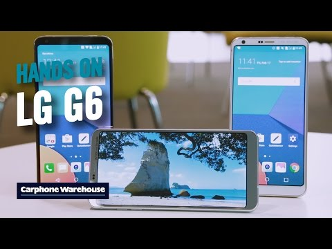 LG G6: Hands On