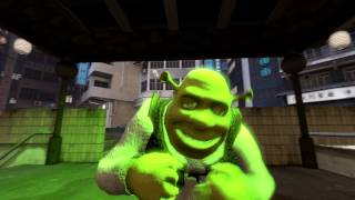 [sfm] Shrek Krumps