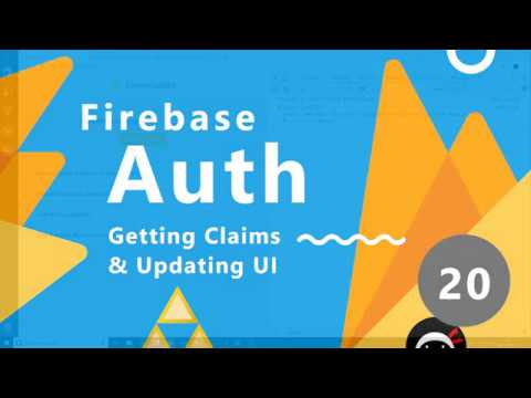 Firebase Auth Tutorial #20 - Updating the Admin UI