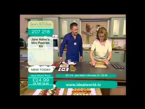 Jane's Mini Pastries Kit