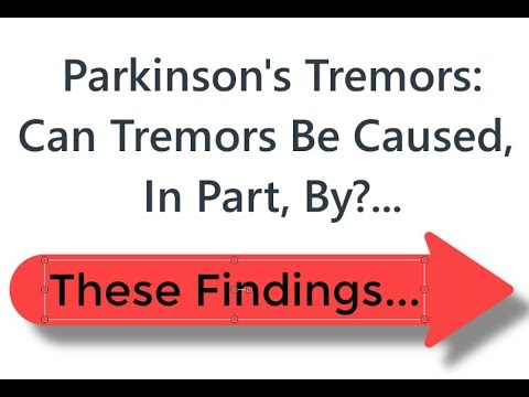 How To Stop Tremors | Part One