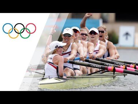 Rio Replay: Women's Eight Rowing Final