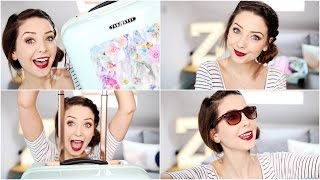 In-Flight Travel Essentials | Zoella