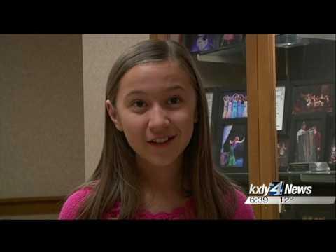 Spokane girl stars in national cereal commercial