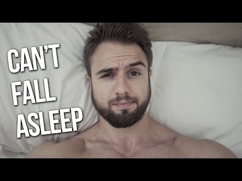 What To Do When You Can't Sleep At Night | How to Fall Asleep Fast (My Experience)