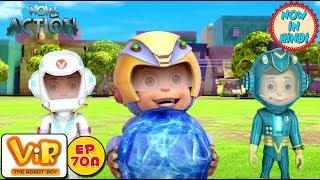 Vir: The Robot Boy | Powers Of Seven Planets | As Seen On HungamaTV | WowKidz Action