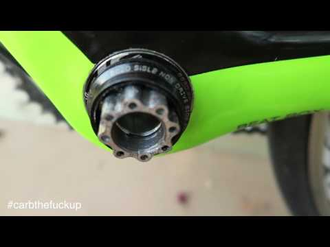 Cannondale Hollowgram Crank Removal Tutorial SISL2