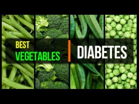 Vegetables for Diabetes | Diabetics Vegetable List |  Vegetables which help to control blood sugar