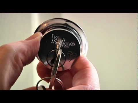 How to Change a Door Lock to a British Standard Lock