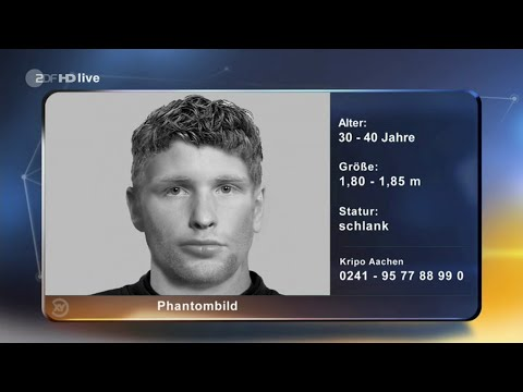 Aktenzeichen XY    ungelöst 03.08.2016 ZDF in einem Stück !