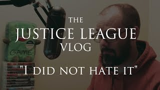 Justice League Vlog