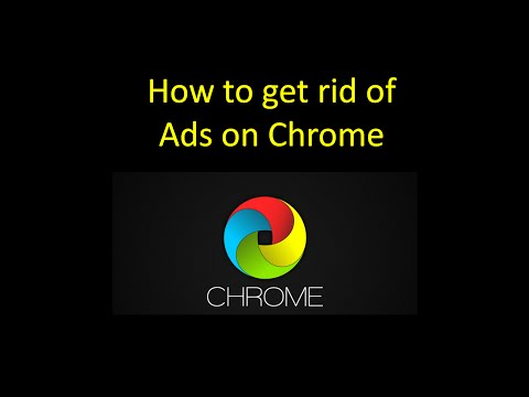 How to get rid of annoying ads on chrome/any browser
