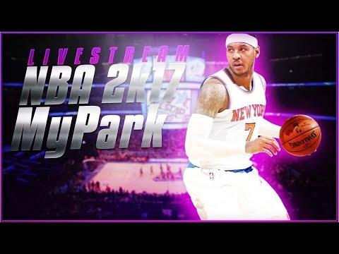 NBA 2K17 Park Stream Road To SS2 #1
