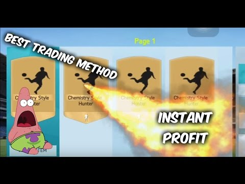 FIFA 15 NEW SEASON IOS/ANDROID | MAKE MILLIONS OF COINS | INSANE TRADING METHOD