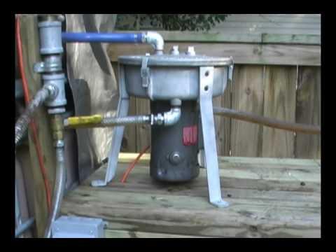 WVO Centrifuge - Raw Power