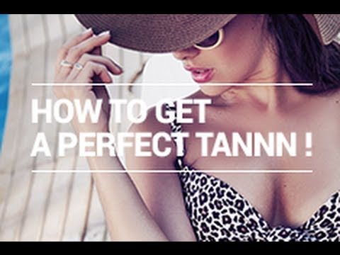 How to get a perfect tan - Summer Skincare Tips | Wishtrend
