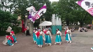 8月18日(日) 四街道・舞謳歌@千葉親子三代夏祭り 通町公園会場