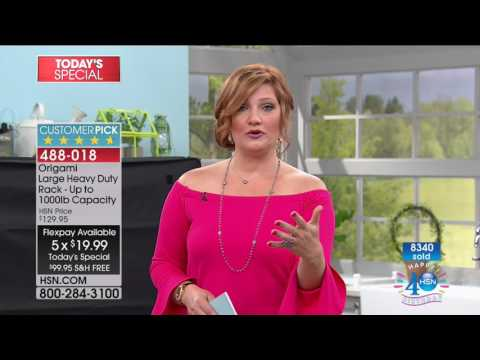 HSN | Storage & Organization Celebration 07.23.2017 - 08 AM