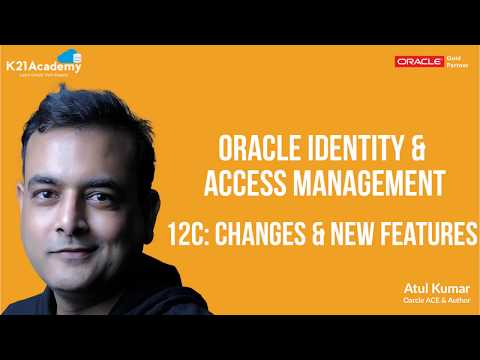 Oracle Identity Management 12c PS3 (12.2.1.3.0) : New Feature/Changes