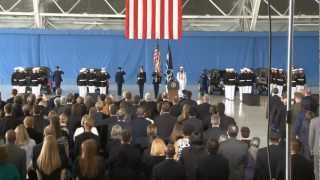 Dignified Transfer Of The Four Americans Killed In Benghazi