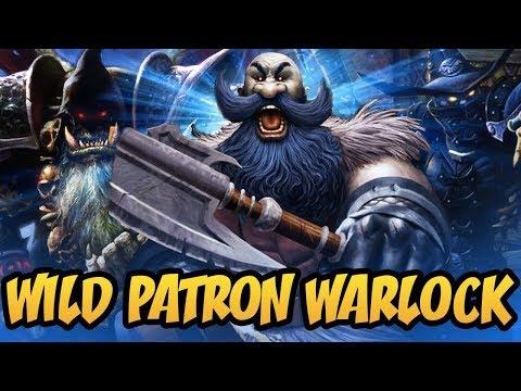 Hearthstone: Wild Patron Warlock