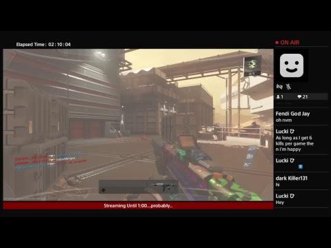IM BACK BABY!!!   Infinite Warfare Grind   New Weapon Grind Livestream
