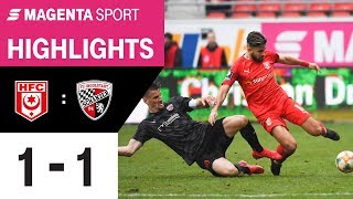 Hallescher FC - FC Ingolstadt | Spieltag 27, 19/20 | MAGENTA SPORT