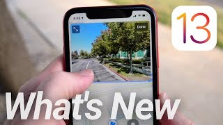 iOS 13 Released! Top 13 New Features