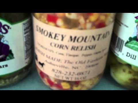 Amish Stand Southern Blend Apple Pumpkin Butter Pickled Beets Chow Chow Corn Relish Pear Butter