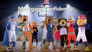 Mascots Are Confident | Rocket Mortgage by Quicken Loans