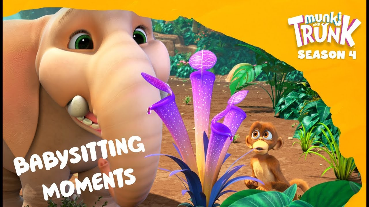 Babysitting – Munki and Trunk Thematic Compilation #2