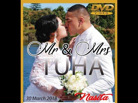 SISI TUHA & MIA TALANOA WEDDING HIGHLIGHT PART 1