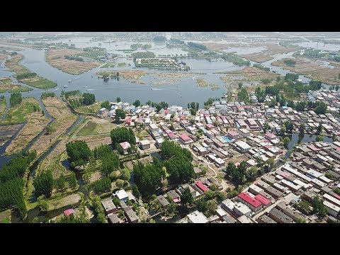 Promo for China's new economic zone Xiongan New Area released