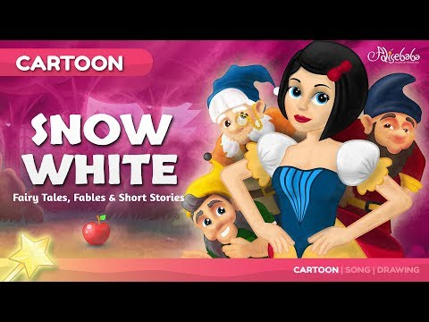 Snow White and Seven Dwarfs Story for Kids | Fairy Tale Bedtime Stories for Children and all Family
