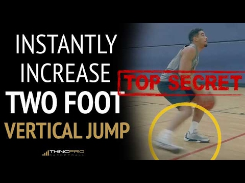 How To: Jump Higher Off Of 2 Feet (Instantly Increase Your Two Foot Vertical Jump)