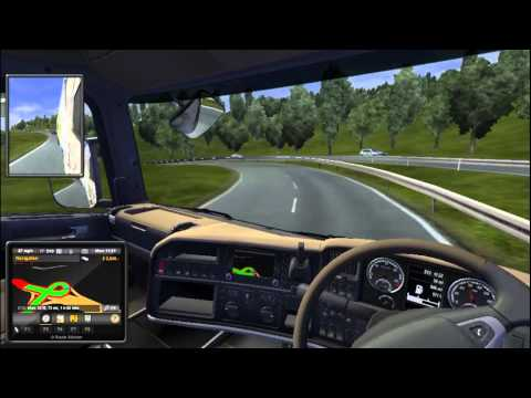 Euro Truck Simulator - Episode 1 - FINALLY!