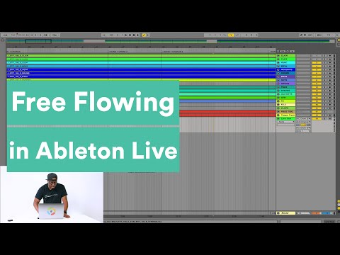 Free Flowing in Ableton Live